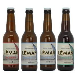Coffret Bieres Léman
